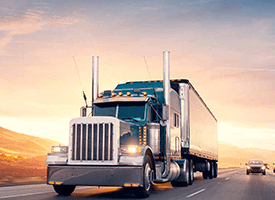 LOGISTICS SERVICES – TRANSPORTATION