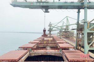 Hà Tĩnh: Tổng kim ngạch xuất nhập khẩu 2 tháng đạt hơn 465 triệu USD